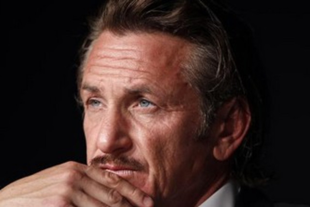 Sean Penn (photo credit: REUTERS)