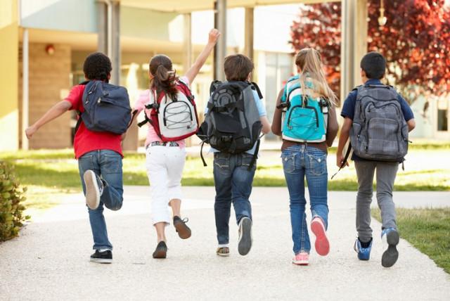 Children at school (photo credit: INGIMAGE / ASAP)
