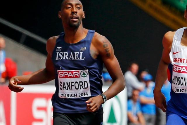 Donald Sanford (photo credit: REUTERS)