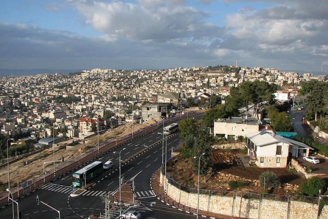 Nazareth  (photo credit: Wikimedia Commons)