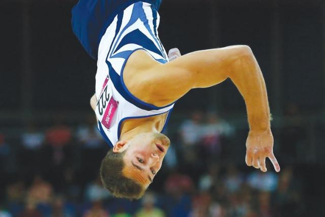 Alex Shatilov  (photo credit: REUTERS)