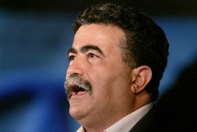 Amir Peretz (photo credit: REUTERS)