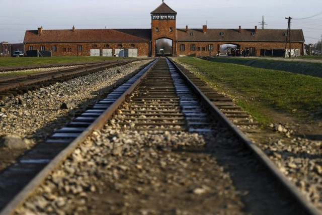 Auschwitz (photo credit: REUTERS)