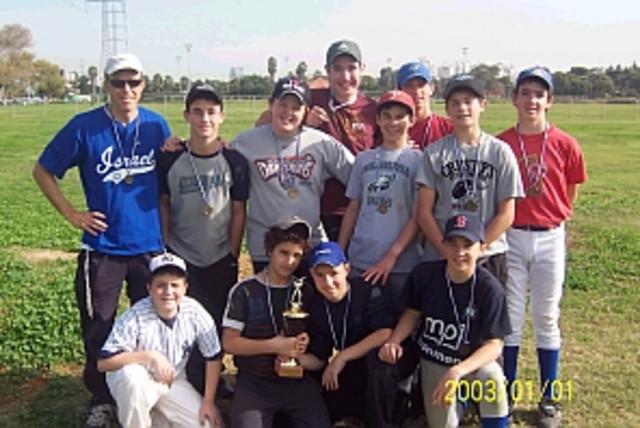 kids baseball 298.88 (photo credit:)