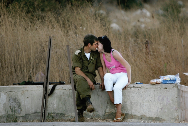 online dating (photo credit: REUTERS)