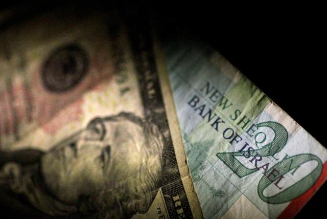 Shekel Strengthens Dollar Weakens And