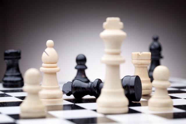 Chess pieces (photo credit: INGIMAGE)