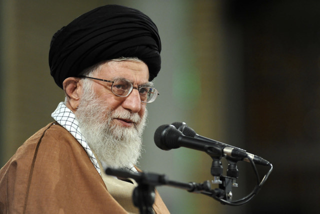 Iran's Khamenei: Israel will not survive