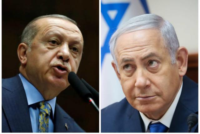 Netanyahu, Katz slam Erdogan for again comparing Gaza to Holocaust - The Jerusalem Post