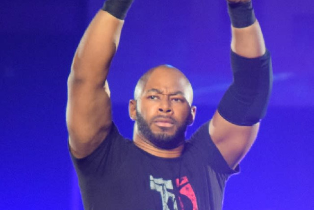 Picture of professional wrestler Jay Lethal (photo credit: Wikimedia Commons)