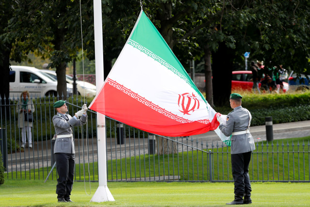 Iran endangers 'Israel and Jewish' people in Germany