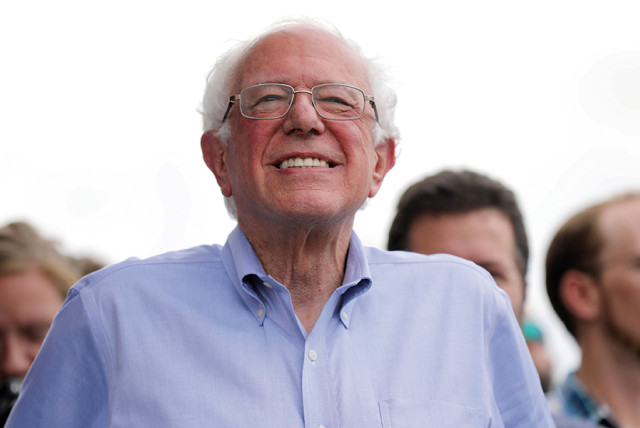 347 rabbis sign letter rejecting Bernie Sanders' 'outrageous comments'