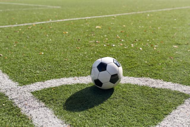 Football / soccer ball (photo credit: INGIMAGE)