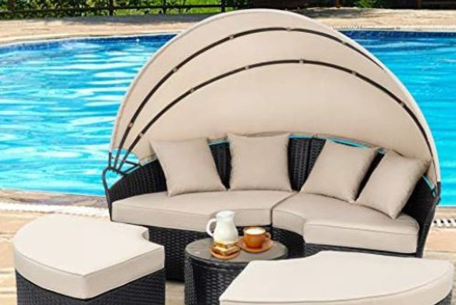 Top 6 Outdoor Furniture Pieces For 2020 The Jerusalem Post