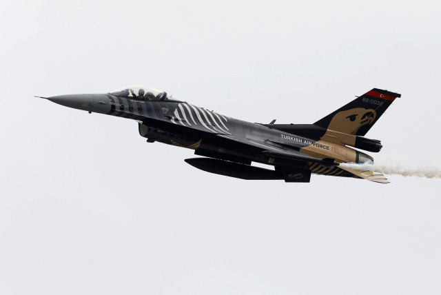Libya conflict heats up as Turkish air force increases activity