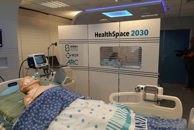 Healthcare 2030? After coronavirus, Israeli hospital has an idea