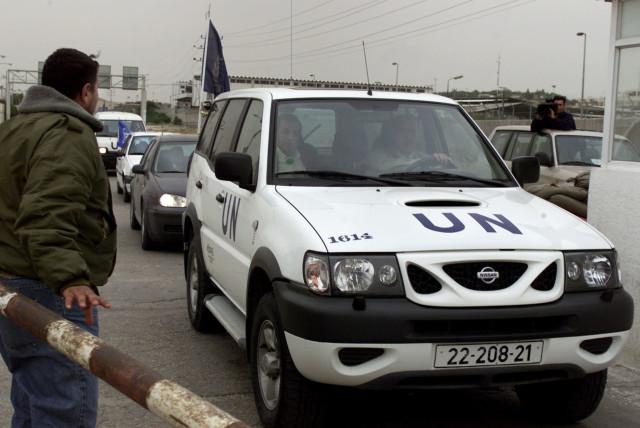 UN vehicle 'car sex act' in Tel Aviv is just latest UN sex abuse ...