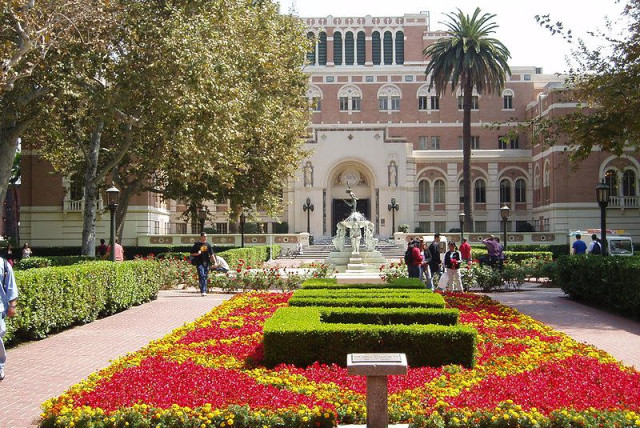 University of Southern California (photo credit: Wikimedia Commons)
