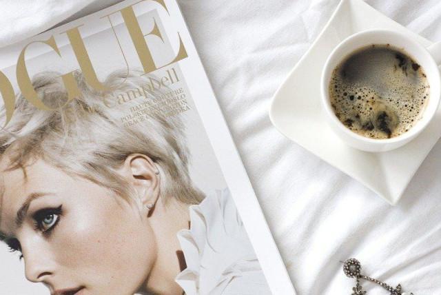 Vogue magazine (photo credit: Courtesy)