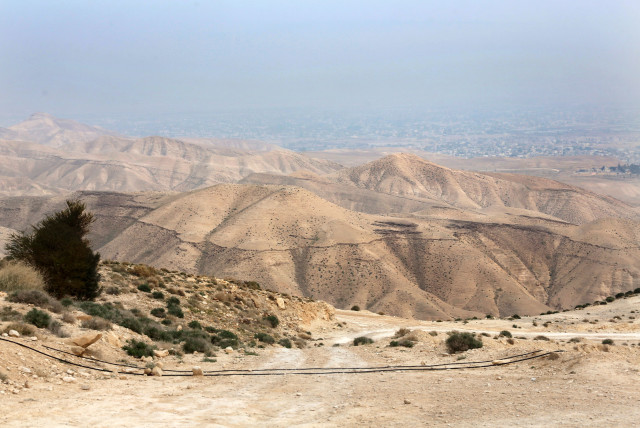 Where did the biblical road from Judea to Edom pass? Experts find answers - The Jerusalem Post