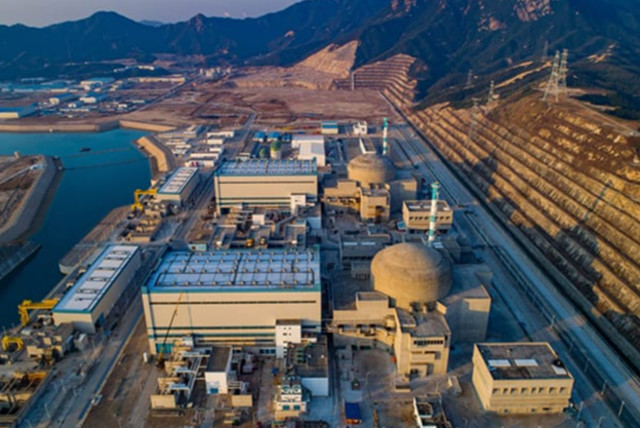 US assessing reported leak at Chinese nuclear power plant - report - The  Jerusalem Post