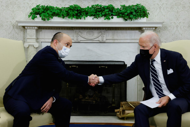 Biden: If diplomacy fails with Iran, we have other options - The Jerusalem Post