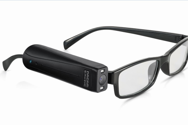 The world's most advanced wearable AI-driven artificial vision innovator, Orcam