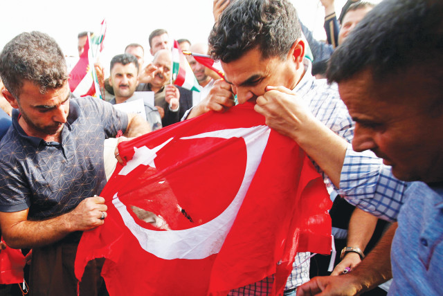 Turkey and Iran: Parallel Islam imperialist ambitions for the Middle East -  The Jerusalem Post
