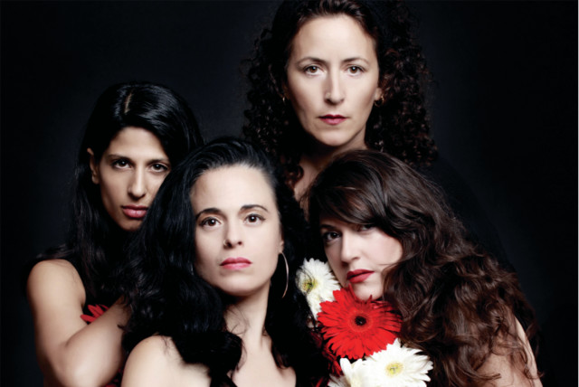 'MURDER BY CONSENT' at the 2021 Fringe Theater Festival in Acre.