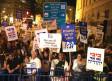 ACTIVISTS TAKE part in a demonstration in Jerusalem in July against legislation that would have stre