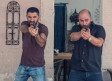 Tzachi Halevy and Lior Raz star in Fauda