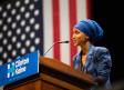 Muslim Democratic congressional candidate Ilhan Omar calls Israel 'apartheid regime', July 10, 2018.