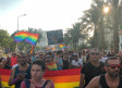 Hundreds of members of LGBT community protest surrogacy law in Tel Aviv