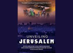 Unveiling Jerusalem poster