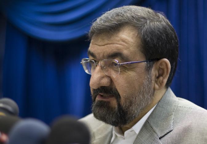 Iranian secretary of the Expediency Council arbitration body Mohsen Rezaei