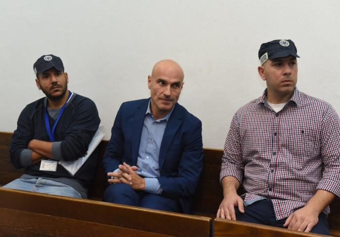 Effi Naveh in court