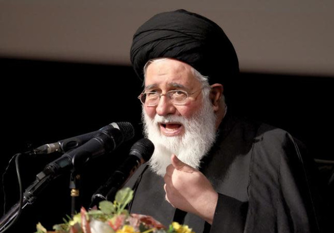 Iranian cleric Ahmad Alamolhoda