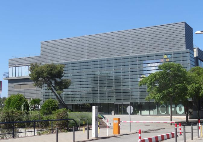 ICFO – The Institute of Photonic Sciences. Headquarters at Parc Mediterrani de la Tecnologia in Barc