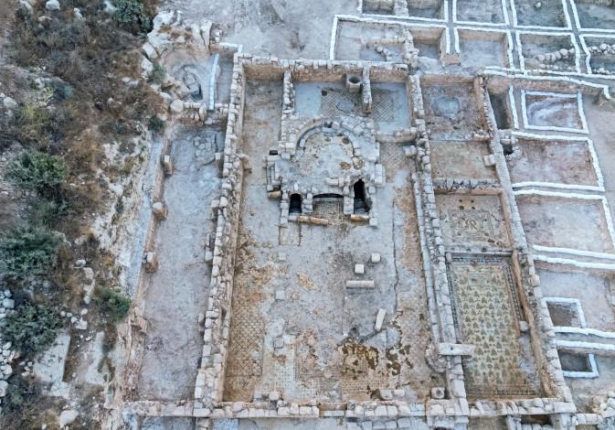 The church in Ramat Beit Shemesh.