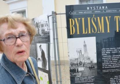 Woman in Bialystok