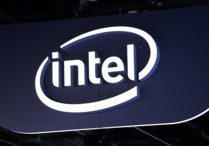 Intel sign  (photo credit: REUTERS)