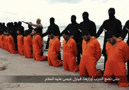 Egypt avenges mass beheadings, strikes ISIS in Libya