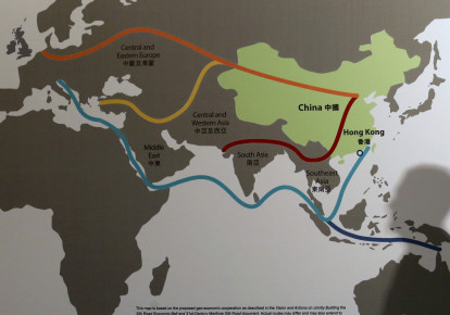 Syria wants to play a role in China's Belt and Road initiative