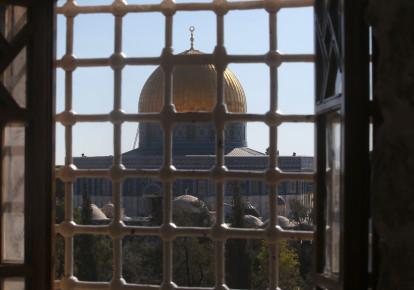 Dome of the Rock in Jerusalem  (photo credit: MARC ISRAEL SELLEM/THE JERUSALEM POST)