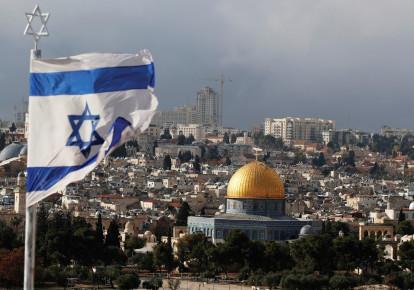 Jerusalem  (photo credit: REUTERS)