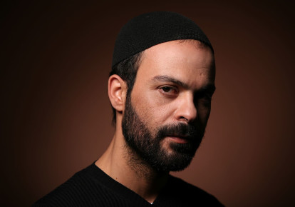 Israeli singer Amir Benayoun (photo credit: OHAD ROMANO / WIKIMEDIA COMMONS)