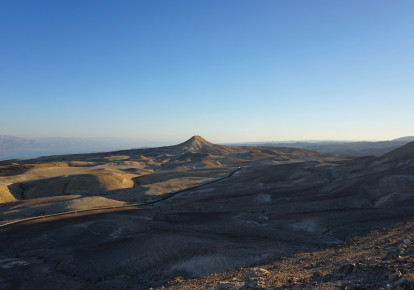 Mount Kana'im (photo credit: SETH J. FRANTZMAN)