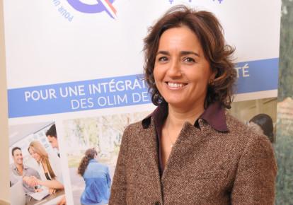 Myriam Leser, Deputy CEO of Qualita (photo credit: QUALITA)