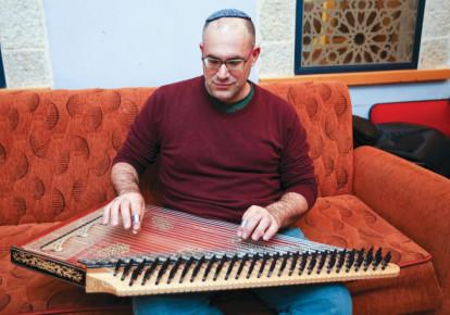 Elad Gabbay (photo credit: MARC ISRAEL SELLEM)