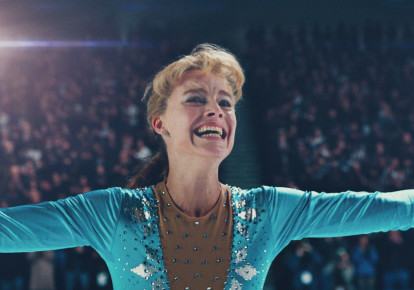 Margot Robbie stars as Tonya Harding in I, Tonya (photo credit: Courtesy)